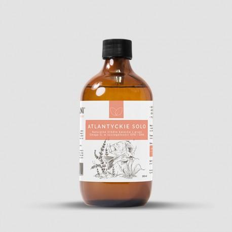 ATLANTYCKIE SOLO - olej z łososia